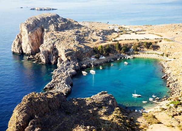 TravelPass.gr - Μικρές πανέμορφες παραλίες στη Μεσόγειο