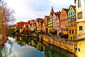 TravelPass.gr - Tübingen, μια γερμανική πόλη γεμάτη χρώματα