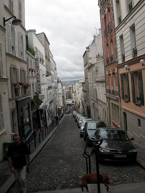 TravelPass.gr - Μονμάρτη: Η γραφική συνοικία των καλλιτεχνών