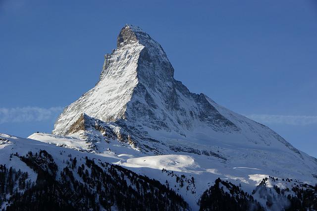 Matterhorn: Το βουνό θρύλος των Άλπεων