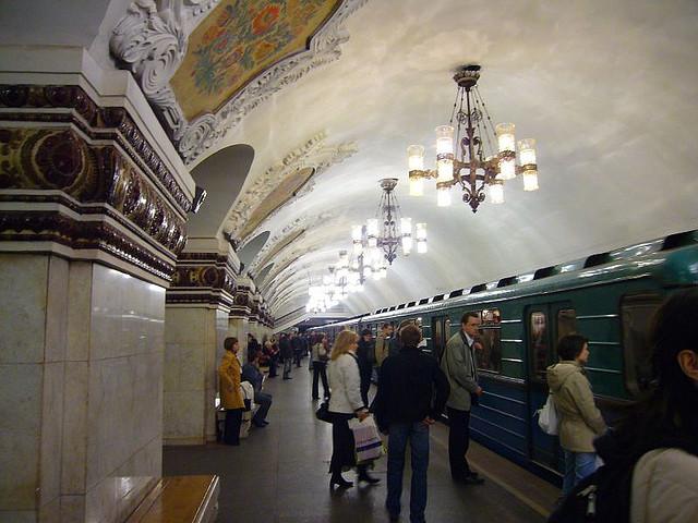 TravelPass.gr - Το πιο όμορφο μετρό του κόσμου!