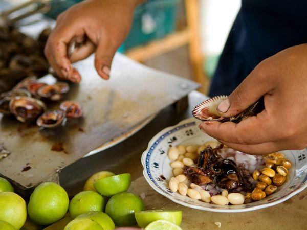 TravelPass.gr - Φαγητό στο χέρι σε διάφορα σημεία του πλανήτη