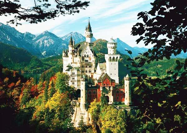 TravelPass.gr - Κάστρο βγαλμένο από τον κόσμο των παραμυθιών!