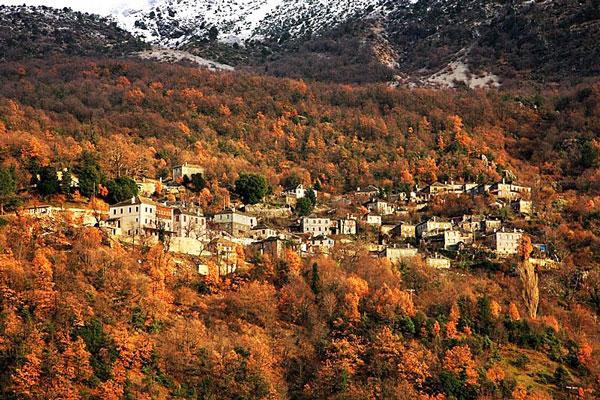 TravelPass.gr - Πανέμορφα ορεινά χωριά της Ελλάδας!