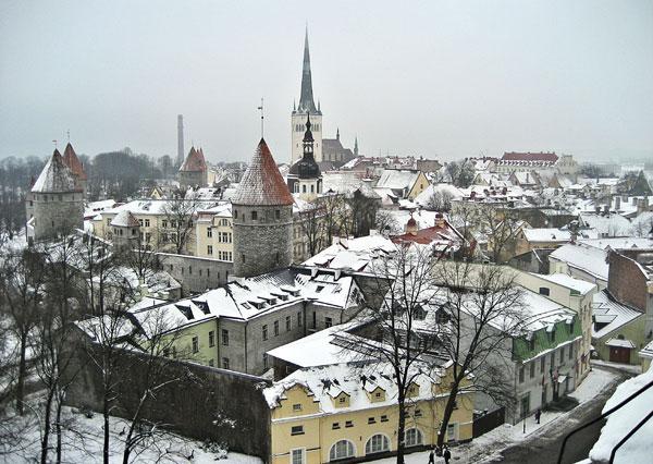Μέρη στον κόσμο που είναι ομορφότερα το χειμώνα