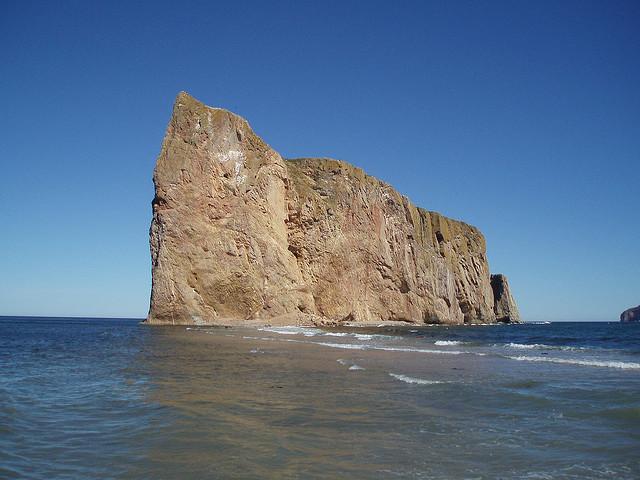 TravelPass.gr - Ο υπέροχος βράχος του Perce