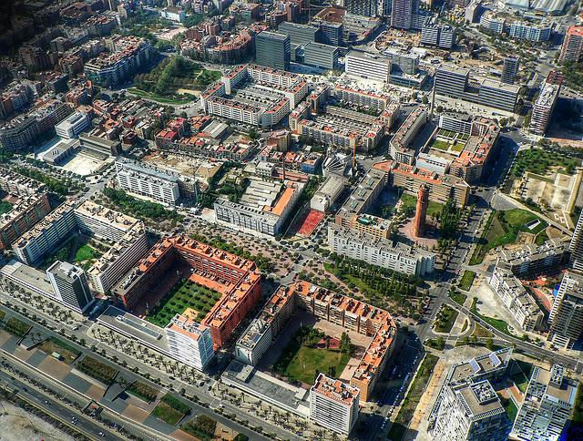 TravelPass.gr - Εκπληκτικές φωτογραφίες της Βαρκελώνης από ψηλά!
