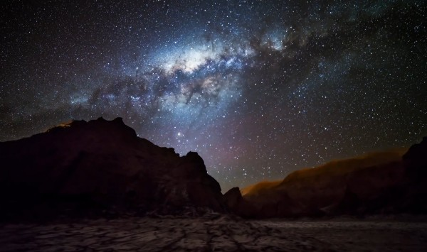 TravelPass.gr - Eντυπωσιακός νυχτερινός ουρανός στη Χιλή!