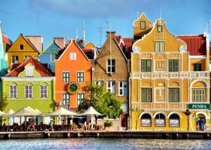 TravelPass.gr - Willemstad: Μια πόλη γεμάτη χρώματα