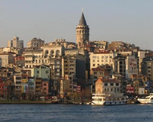 Perierga.gr - Κωνσταντινούπολη: Ο Πύργος και η Γέφυρα του Γαλατά