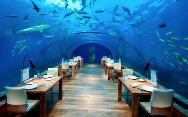TravelPass.gr - Διαμονή κάτω από το νερό, μια μοναδική εμπειρία