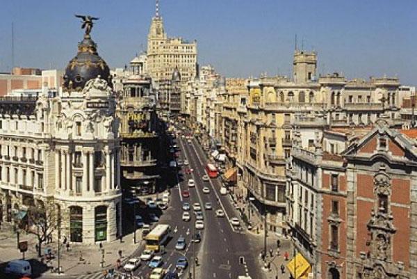 TravelPass.gr - Οι πιο φωτογραφημένες πόλεις της Ευρώπης, Μαδρίτη