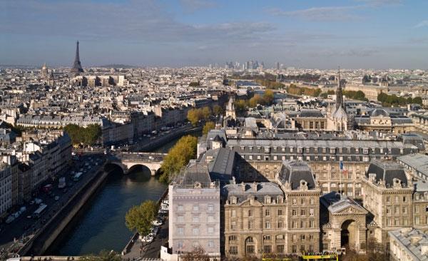 TravelPass.gr - Οι πιο φωτογραφημένες πόλεις της Ευρώπης, Παρίσι