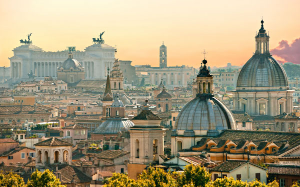 TravelPass.gr - Οι πιο φωτογραφημένες πόλεις της Ευρώπης, Ρώμη