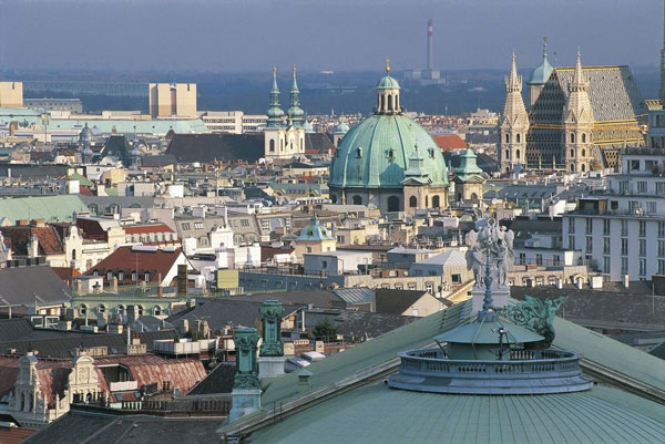 TravelPass.gr - Οι πιο φωτογραφημένες πόλεις της Ευρώπης, Βιέννη