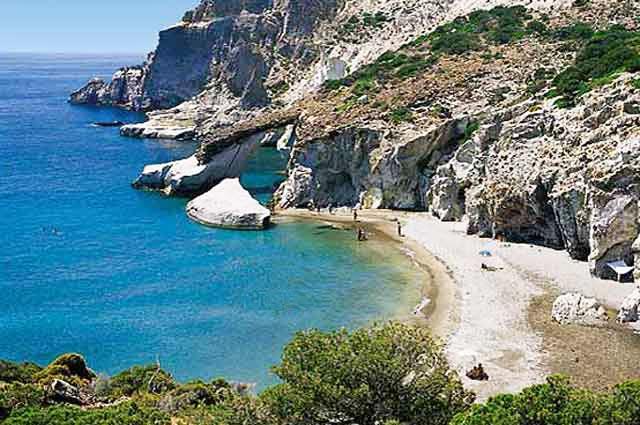 TravelPass.gr - Οι 10 καλύτερες παραλίες της Μήλου