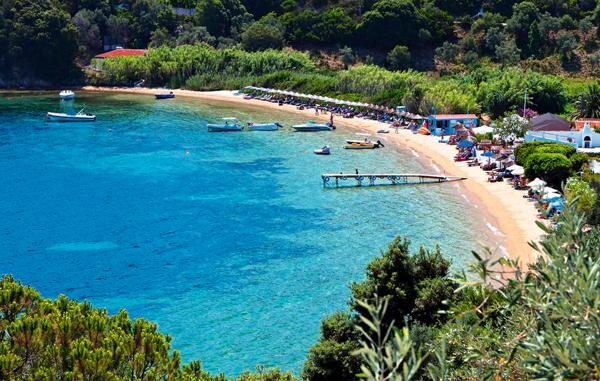 TravelPass.gr - Οι 10 καλύτερες παραλίες της Σκιάθου