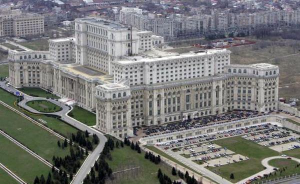 TravelPass.gr - Το Παλάτι της Βουλής στο Βουκουρέστι