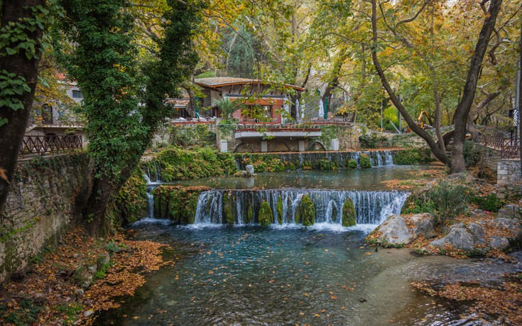 Travelpass.gr - Μαγευτικά φθινοπωρινά τοπία της Ελλάδας