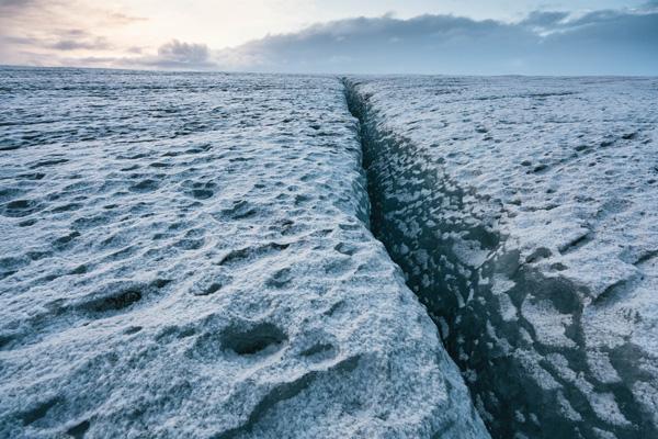 Το μεγαλύτερο παγόβουνο της Ευρώπης