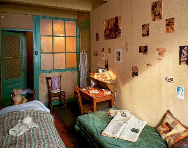 Travelpass.gr-Το σπίτι της Άννας Φρανκ στο Άμστερνταμ