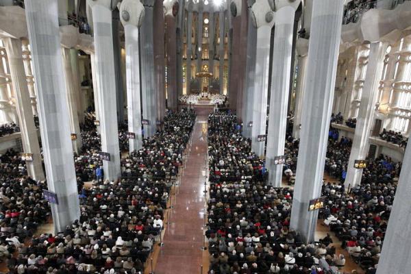 Σαγράδα Φαμίλια: Ο ναός-σύμβολο της Βαρκελώνης και του Γκαουντί