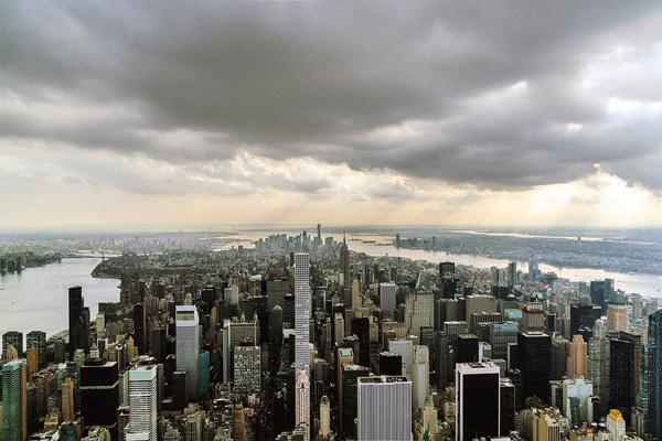 Travelpass.gr-Εντυπωσιακές αερογραφίες από τη Νέα Υόρκη