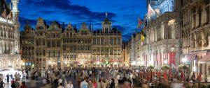 Γραν Πλας: Η Μεγάλη Πλατεία των Βρυξελλών