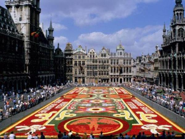 Travelpass.gr-Η Μεγάλη Πλατεία των Βρυξελλών