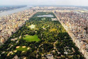Εντυπωσιακές αεροφωτογραφίες από τη Νέα Υόρκη
