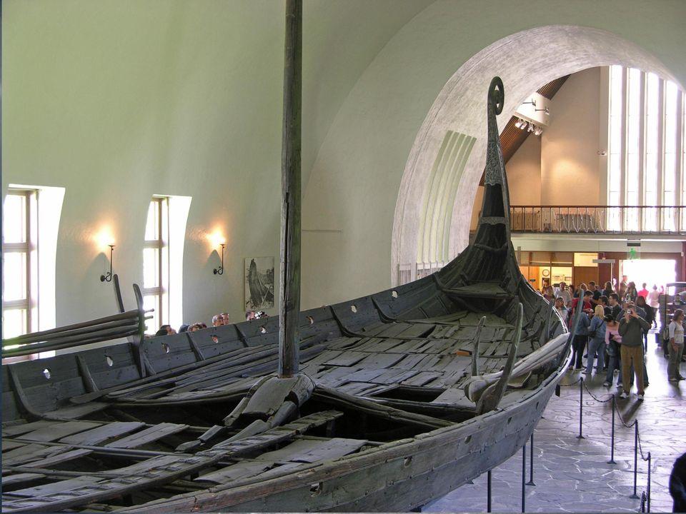 Το Μουσείο Πλοίων των Βίκινγκς στο Όσλο