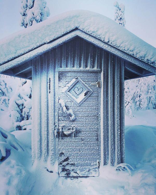 Travelpass.gr-Εντυπωσιακές φωτογραφίες από το κατάλευκο φινλανδικό τοπίο