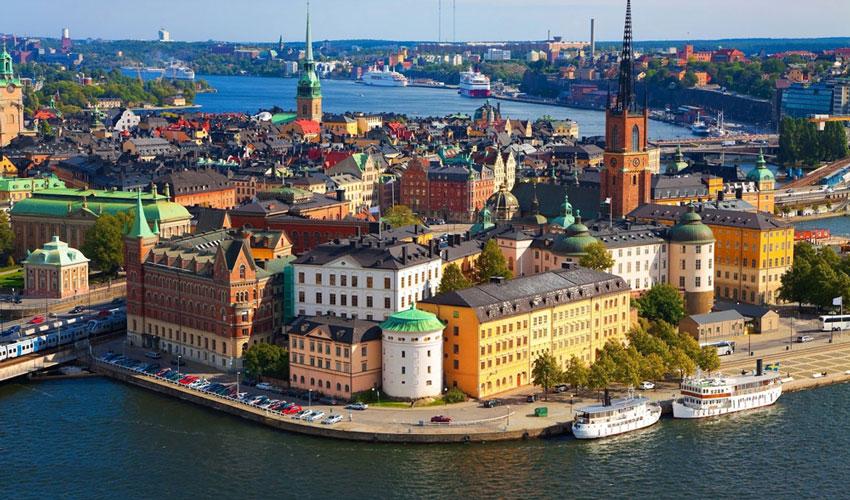Γκάμλα Σταν: Η πανέμορφη Παλιά Πόλη της Στοκχόλμης