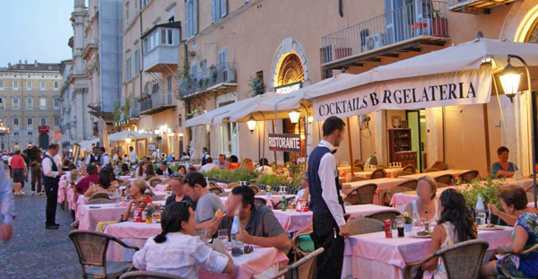 TravelPass.gr - Πιάτσα Ναβόνα: Η ιστορική πλατεία της Ρώμης