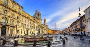 Πιάτσα Ναβόνα: Η ιστορική πλατεία της Ρώμης