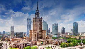 Ανάκτορο του Πολιτισμού και της Επιστήμης της Βαρσοβίας