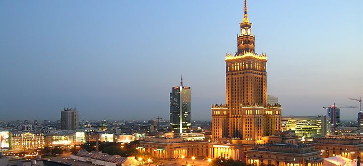 TravelPass.gr - Ανάκτορο του Πολιτισμού και της Επιστήμης της Βαρσοβίας