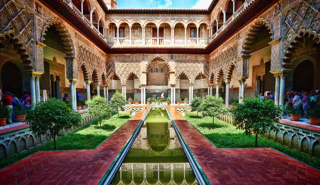 Travelpass.gr - Αλκάθαρ: Το βασιλικό παλάτι της Σεβίλλης
