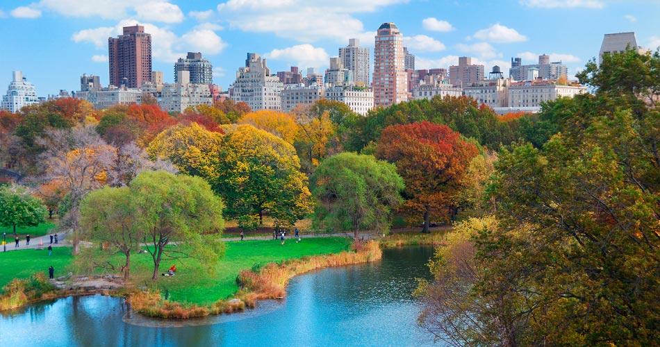 Σέντραλ Παρκ: Μια τεράστια πράσινη όαση στην καρδιά της Νέας Υόρκης
