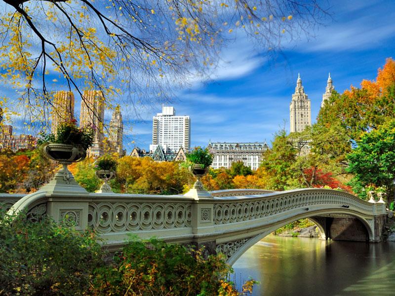 TravelPass.gr - Σέντραλ Παρκ: Μια τεράστια πράσινη όαση στην καρδιά της Νέας Υόρκης