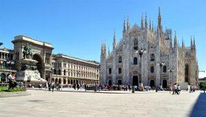 Ο Καθεδρικός ναός του Μιλάνου (Duomo)