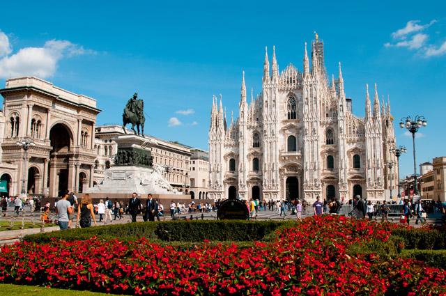 Travelpass.gr - Ο Καθεδρικός ναός του Μιλάνο (Duomo)