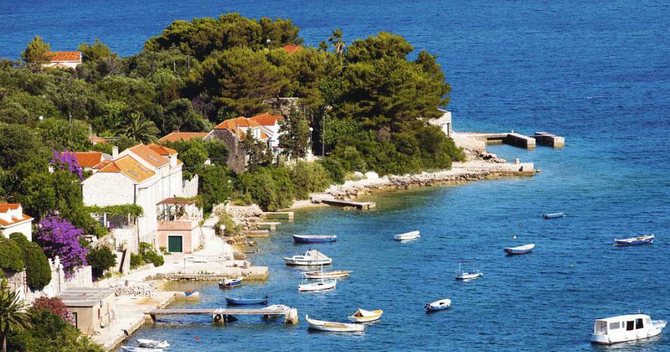 Νήσος Κολοτσέπ: Το ηλιόλουστο νησί της Κροατίας