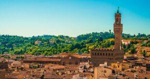 Παλάτσο Βέκιο: Το εντυπωσιακό παλάτι της Φλωρεντίας