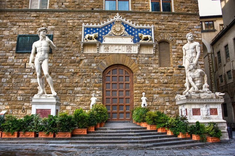 Travelpass.gr - Παλάτσο Βέκιο: Το εντυπωσιακό Δημαρχείο της Φλωρεντίας