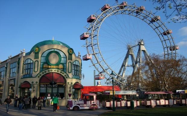 Travelpass.gr - Πράτερ: Το διάσημο πάρκο και λούνα παρκ της Βιέννης