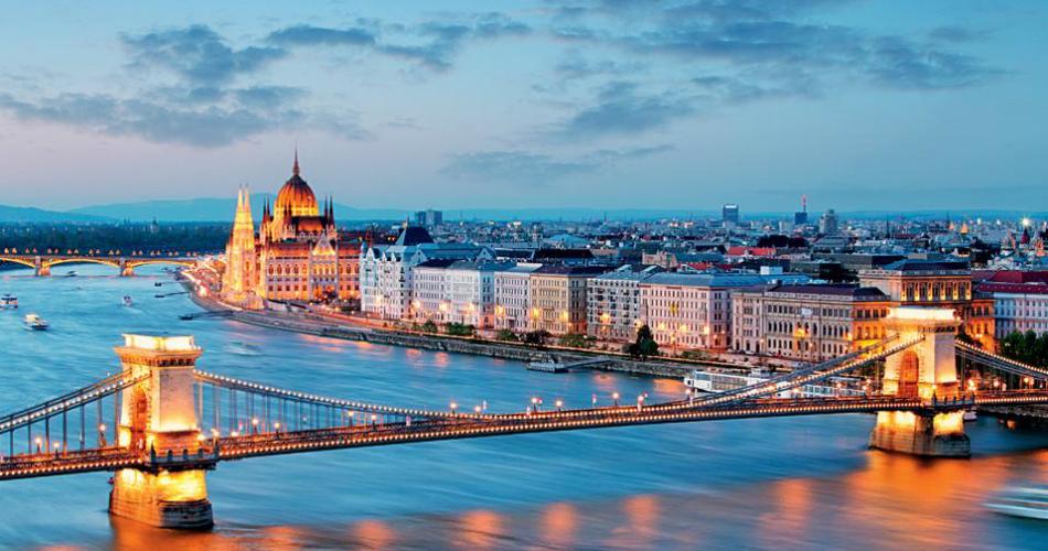 Αλυσιδωτή Γέφυρα της Βουδαπέστης