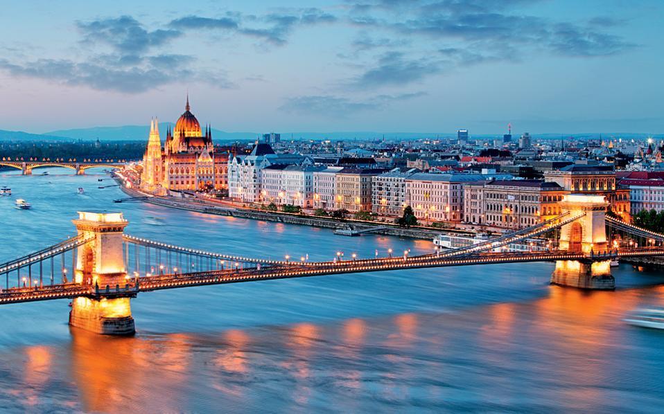 Travelpass.gr - Αλυσιδωτή Γέφυρα της Βουδαπέστης