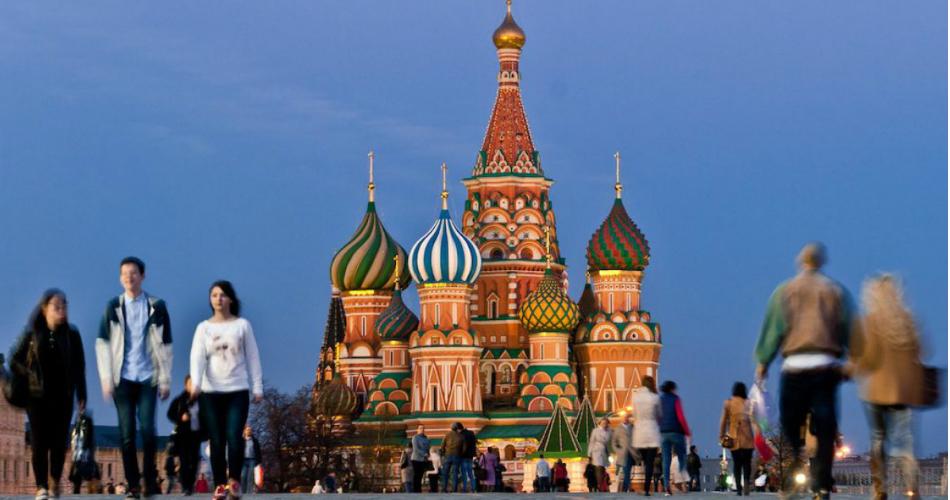 Καθεδρικός Ναός Αγίου Βασιλείου στη Μόσχα