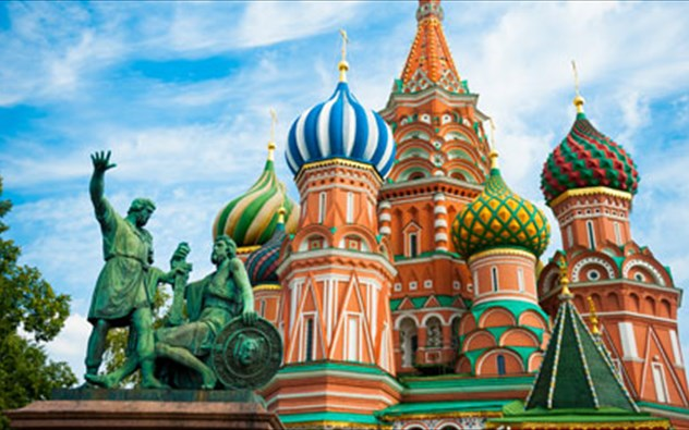 Travelpass.gr - Καθεδρικός Ναός Αγίου Βασιλείου στη Μόσχα